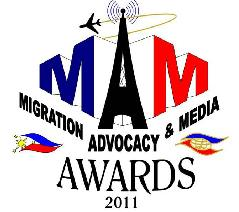 Woongjin Foundation, 2011 Migration Advocacy and Media Awards Winners